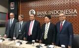 Bank Indonesia menggelar Rapat Dewan Gubenur (RDG) Juli 2019 di gedung Bank Indonesia, Jakarta, Kamis (18/7).
