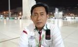 Kepala Seksi Perlindungan Jamaah PPIH Arab Saudi Daker Makkah, Maskat Ali Jasmun.