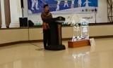 Wali Kota Sukabumi Achmad Fahmi meluncurkan aplikasi digital metode pembelajaran karakter berbasis wayang Sukuraga di Gedung Juang 45 Kota Sukabumi, Selasa (23/7).