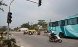 Jalan Syeikh Nawawi Al Bantani, Kota Serang, Banten.