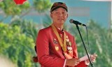 Gubernur Jawa Tengah, Ganjar Pranowo  siap membantu proses evakuasi dan pencarian korban SMPN I Turi.