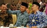 Wali Kota Bogor Bima Arya Sugiarto dan Gubernur Jawa Barat Ridwan Kamil.