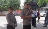Kapolres Purwakarta AKBP Matrius.