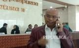 Wakil Ketua Komisi III DPR Desmond J Mahesa