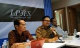 Pendiri dan Analis Drone Emprit Akademik, Ismail Fahmi, dalam diskusi