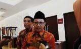 Wali Kota Malang, Sutiaji, menginginkan Kota Malang maju dengan layanan Sambat Rene Ker.