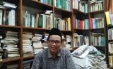Yusuf Maulana, pemilik pustaka rumah di Samben, Bantul, DIY.