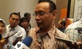Ketua LTMPT yang juga Rektor Universitas Airlangga (Unair) Surabaya, Mohammad Nasih
