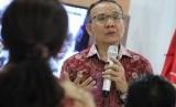 Ketua Satgas Waspada Investasi Otoritas Jasa Keuangan (OJK) Tongam Lumban Tobing.