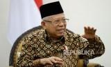 Wakil Presiden Maruf Amin mengucapkan Selamat Hari Raya Idul Fitri 1441 Hijriah kepada umat muslim di Tanah Air.