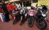sepeda motor hasil curian