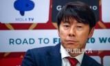 Pelatih Timnas Indonesia senior yang baru Shin Tae-Yong