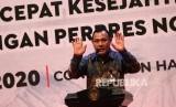 Ketua Komisi Pemberantasan Korupsi (KPK) Firli Bahuri