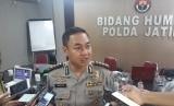 Kepala Bidang Hubungan Masyarakat Polda Jatim Komisaris Besar Polisi Trunoyudo Wisnu Andiko