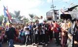 Gubernur Jawa Barat (Jabar) Ridwan Kamil meresmikan kawasan Desa Wisata  (ilustrasi)
