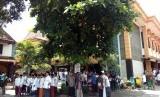 Santei di Kompleks Pondok Pesantren Tebuireng, Jombang..