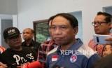 Menpora Zainuddin Amali saat meninjau Pelatnas PBSI di Cipayung, Jakarta Timur. Zainudin Amali akan merevisi UU Tahun 2015 tentang Sistem Keolahragaan Nasional (SKN) untuk menguatkan pondasi pembinaan atlet olahraga di Indonesia yang saat ini dinilai masih mengalami kelemahan.