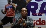 Menteri Pemuda dan Olahraga, Zainudin Amali, mengimbau semua pihak termasuk media menggaungkan PON XX. (ilustrasi)