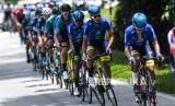 Balap sepeda (ilustrasi). Kejuaraan Balap Sepeda Jalan Raya Asia 2020 dibatalkan sebagai antisipasi penyebaran virus corona (COVID-19)