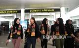 Warga Negara Indonesia (WNI) telah menjalani masa karantina selama 14 hari di Natuna. Empat mahasiswa asal Sultra yang berkuliah di China akan jalani kuliah online dari Indonesia usai dikarantina. Ilustrasi.