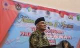 Menko PMK Klaim Pemerintah Satu Suara Soal Iuran JKN-KIS . Foto: Menteri PMK Muhadjir Effendy.