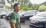 Kepala Staf TNI Angkatan Darat (KSAD) Jenderal TNI Andika Perkasa