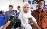 Ratnawati, salah seorang tokoh perempuan yang meramaikan bursa Pilkada Kabupaten Indramayu.
