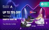 Super Brand Day Adidas di Lazada, Jumat (14/8), menghadirkan koleksi Adidas edisi Star Wars dan koleksi khusus City Pack.