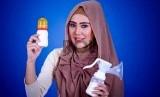 Air susu ibu (ASI) yang diperah. Pemberian ASI merupakan hak asasi yang harus dijamin pemenuhannya.
