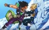 <em>Dragon Ball Super: Broly</em>, Pertarungan Sengit Para Saiyan
