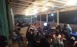 ahasiswa dan alumni muda IPB yang tergabung dalam Kopi Warung Pemula dengan tema