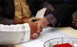Pernikahan Ummu Sulaim menggunakan mahar berupa ikrar syahadat. Foto menikah (ilustrasi)
