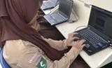 Akses internet di daerah. Ilustrasi.