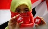 Aktivis mahasiswa melakukan aksi damai memeringati Hari Antikorupsi Sedunia di Bundaran Hotel Indonesia, Jakarta (ilustrasi)
