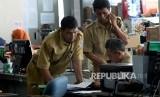 Pegawai negeri sipil di Pemprov DKI Jakarta.