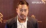Aktor dan penulis buku, Pandji Pragiwaksono