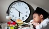 Persiapan Puasa Ramadhan, Sudah Bisa Dimulai Saat Ini. Foto ilustrasi: Anak berpuasa (ilustrasi)