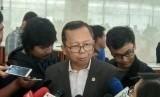Anggota Komisi III DPR RI Fraksi Partai Persatuan Pembangunan (PPP) Arsul Sani, di Gedung Nusantara II, Komplek Parlemen RI, Jakarta, Selasa (3/9).