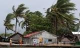 Badan Penanggulangan Bencana Daerah (BPBD) Kabupaten Bantul, Yogyakarta, menyebut, sembilan kecamatan terdampak angin kencang Jumat (14/2) malam (Foto: ilustrasi angin kencang)