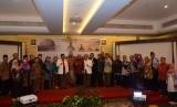 Annual International Converence On Social Sciences And Humanities yang digelar Fakultas Isoshum UIN Sunan Kalijaga di Hotel Saphire Yogyakarta.
