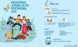 Anugerah Jurnalis Pertamina (AJP) 2019.