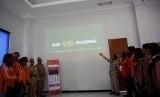 Aplikasi Go Ploong diluncurkan oleh Pemkab Gresik, Jawa Timur.