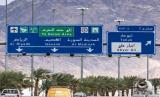 Saudi Hapus Tanda 'Khusus Muslim' di Jalan Menuju Madinah