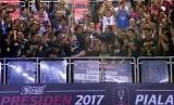 Arema FC juara Piala Presiden 2017.