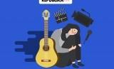 Artis dan penyanyi diprediksi gagal ke Senayan.