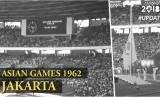 Asian Games 1962 Jakarta, Indonesia
