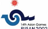 Asian Games 2002 Busan, Korea Selatan.