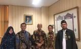 Asosiasi Yayasan Pendidikan Islam (AYPI) silaturahim ke Majelis Ulama Indonesia (MUI) pusat.