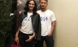 Atiqah Hasiholan dan Rio Dewanto.