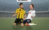 Babak 16 besar Liga Champions, Tottenham vs Dortmund